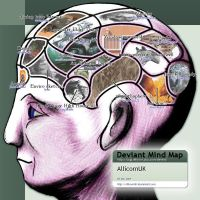 DA Mind Map demo by AllicornUK