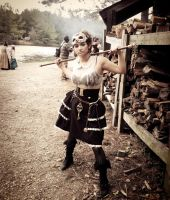 Steampunk Costume by NBetween