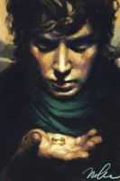 Frodo by mikahla