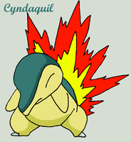 Cyndaquil by Roky320