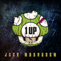 One Up Jack Mushroom by PADYBU