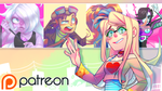 Patreon OPEN! by Krooked-Glasses