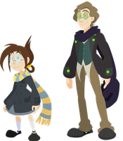 Chameleon Charm: Flash Test by forte-girl7