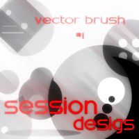 session designs Vector brushes by Destinati0n