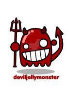 devil jelly monster by jimville2003