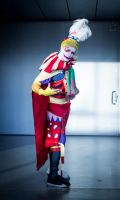 Kefka by hannord