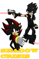 Shadow and Blade Time Crisis Crossover by Retzan