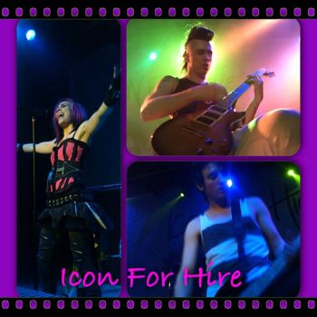 Icon For Hire by Xendrak18