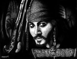 Jack Sparrow by intelinside91