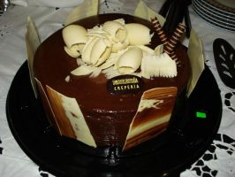 another chocolate cake by mar-79