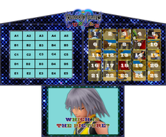 KH PUZZLE II (EASY MODE) by mirakaros