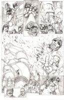 Marvel's X-men Try-Out Page 3 by CPuglise9