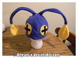 Chinchou Hat by Allyson-x