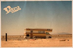 Live In Desert : rumikel by Retro-Inside