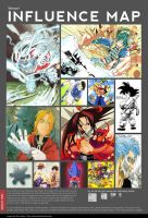 Wenzel Influence map meme by Wenzelray