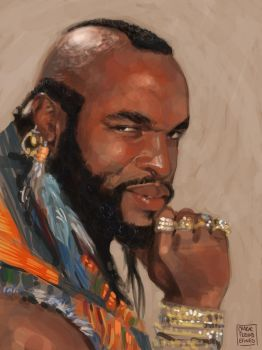 Mr. T by characterundefined