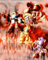 SEGA Super Robot Wars by SidusPrime
