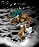 Aztec Warrior 2 by el-lobo2003