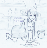 Day 221 [365] by A-I-K-art