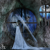 Corpse Bride by GeneRazART