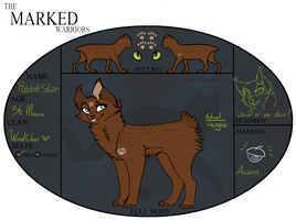 TMW || Rabbitstar || WindClan Leader by GhostlyEcho