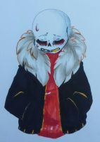 Underfell Sans by Cogroni