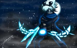 Winter is coming/El invierno se acerca - Ezreal by ichimoral