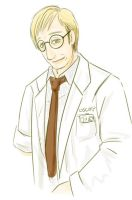 Dr. Connors by bbpuyo