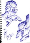 The Plagues by TFP-Ratchet123