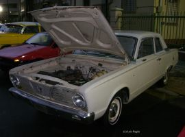 66' Plymouth Valiant 2 door by Mister-Lou