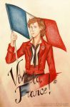 Vive la France! by VincentChan