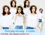 [Share] Render pack ulzzang 6 png by Wang Mayu by IvyNguyen