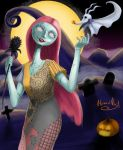 Sally, The Nightmare Before Christmas by HornedNinja
