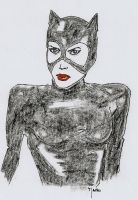 DC Comics - Catwoman by ThePusch