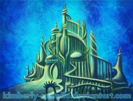 Disney: The Mysterious Fathoms Below by kimberly-castello