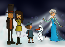 Welcome to Froentborg...I mean, Arendelle by WTHappened