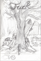 Tuck Everlasting WIP by liioon
