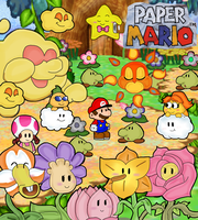 paper mario capitulo 6 by marshie-chan