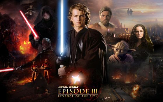 Revenge Of The Sith by 1darthvader