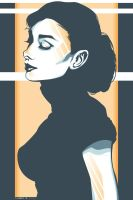 Bold Audrey by 1500Studios