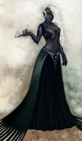 Drow 5 by iara-art