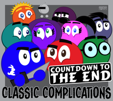 Classic Ch.32 - COUNTDOWN TO THE END by simpleCOMICS