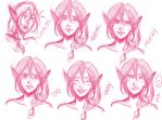 Himma expressions by DeskaChan