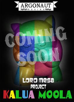 The Lord Mesa Project teaser by Arthammer