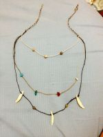 $30: Three-tooth coyote necklace by MagicallyCapricious