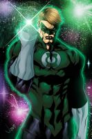 Green Lantern Hal Jordan by GreeneLantern