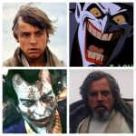 First and Last Mark Hamill's big roles by The1EENEbelgianfan