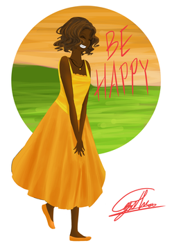 Be Happy by cynthia-2901