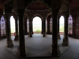 Red Fort is not only RED 2 by lafarzdunczyk