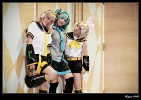 vocaloids by xNickie
